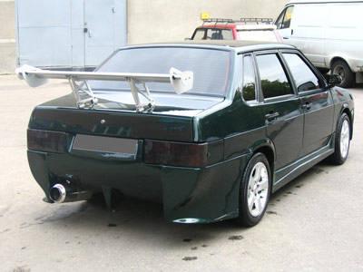 Тюниг отечественных автомобилей (16 фото)
