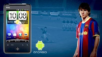 PES 2011 for Android