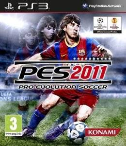 PES 2011 PS3 Patch