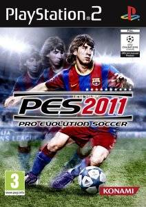 PES 2011 PS2 Patch