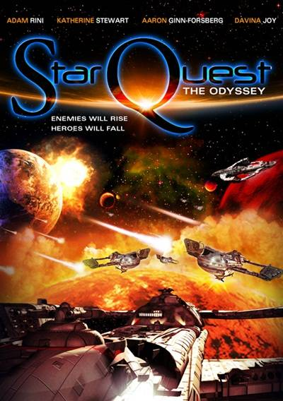 �������� ����: ������� / Star Quest: The Odyssey (2009) DVDRip