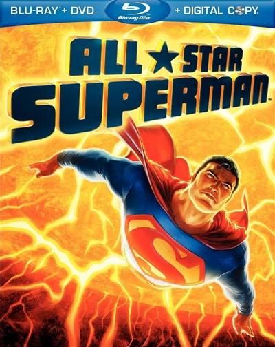 Сверхновый Супермен / All-Star Superman (2011/HDRip/1400Mb/700Mb)