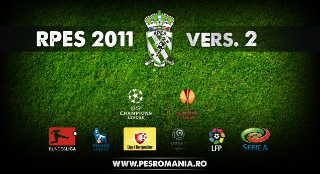 RPES 2011 vers. 2