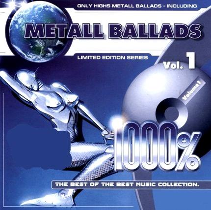Va - Metall Ballads Hits 1000% (2009)