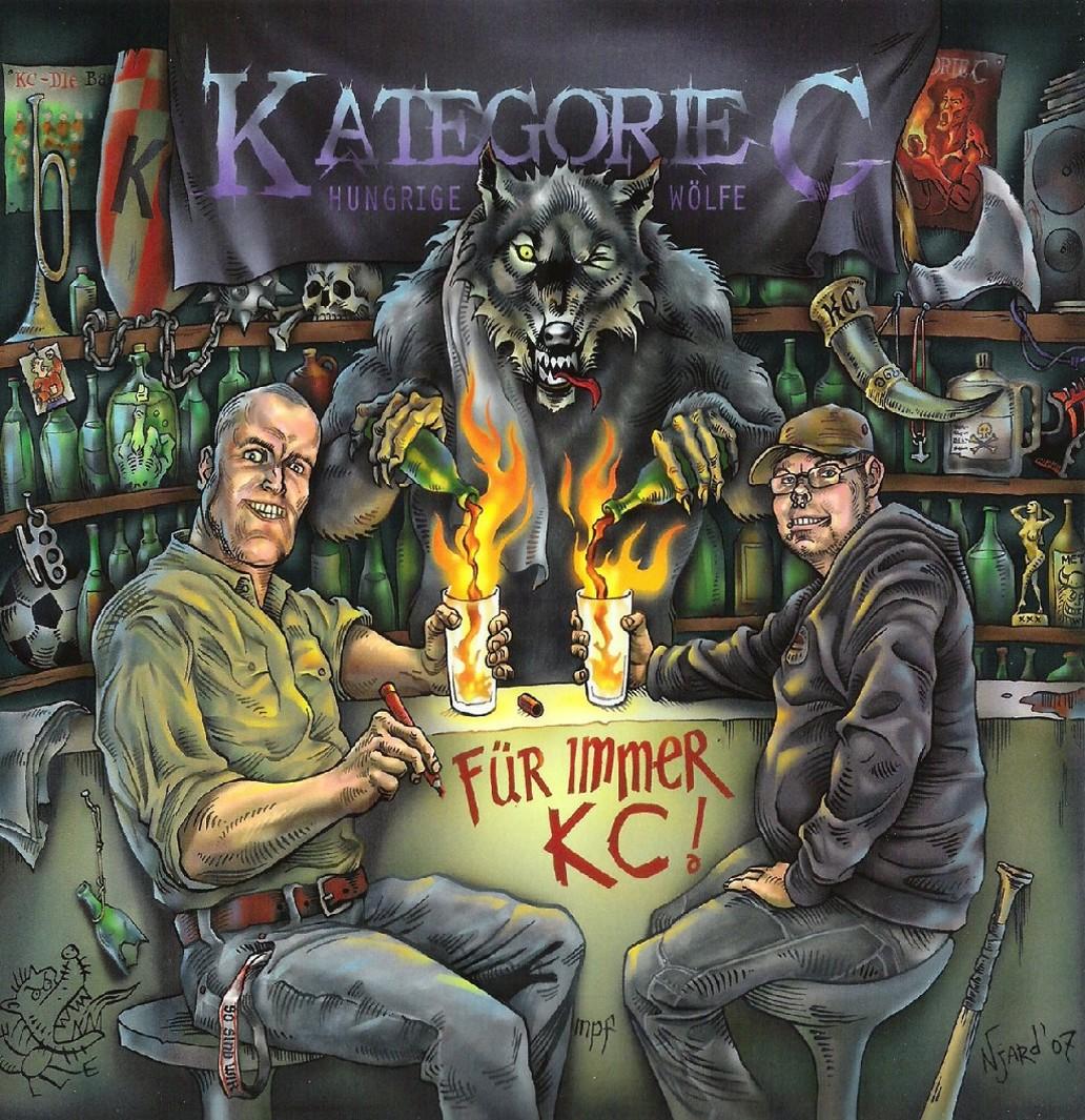 Cover Album of Kategorie C- Für immer KC-2008