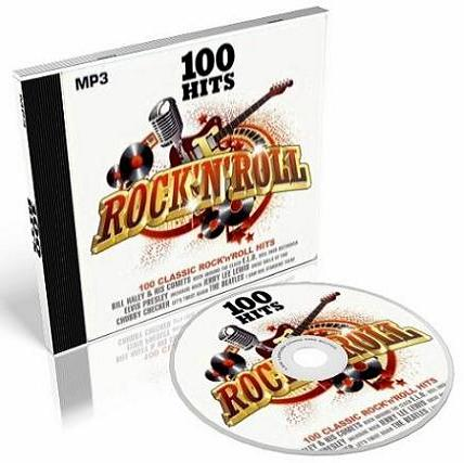 100 Hits - Rock N Roll (2010)