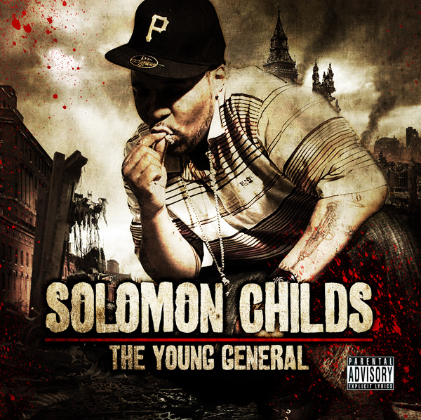 Solomon Childs-The Young General-CDR-2010