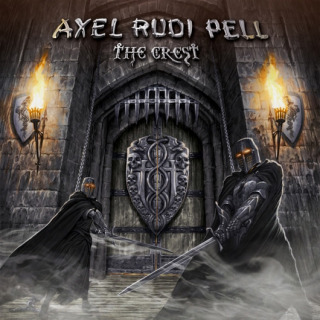 Cover Album of Axel Rudi Pell - The Crest (2010)