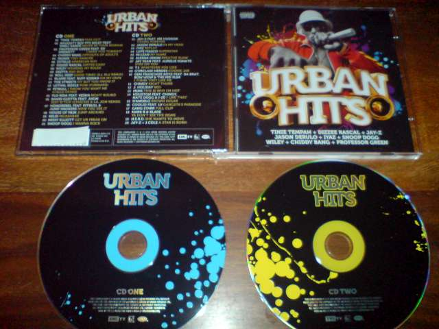 Va-Urban Hits-2CD-2010