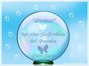 Zertifikat von Iwanka
