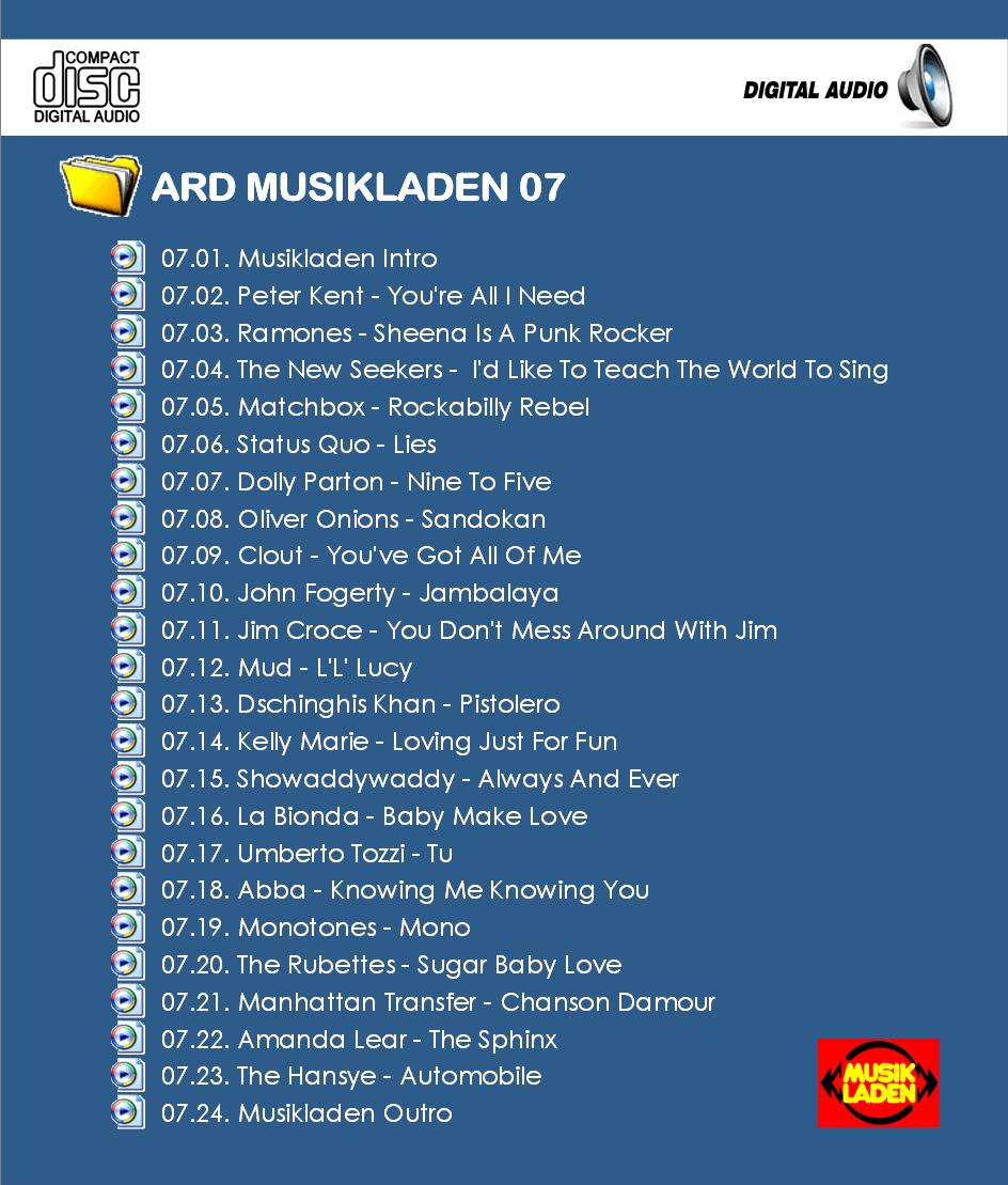 Ard Musikladen 07