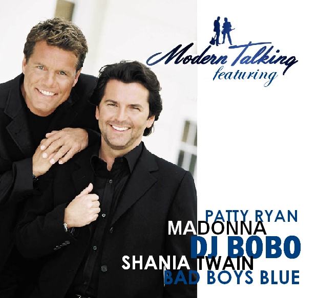 Modern Talking Featuring 2010