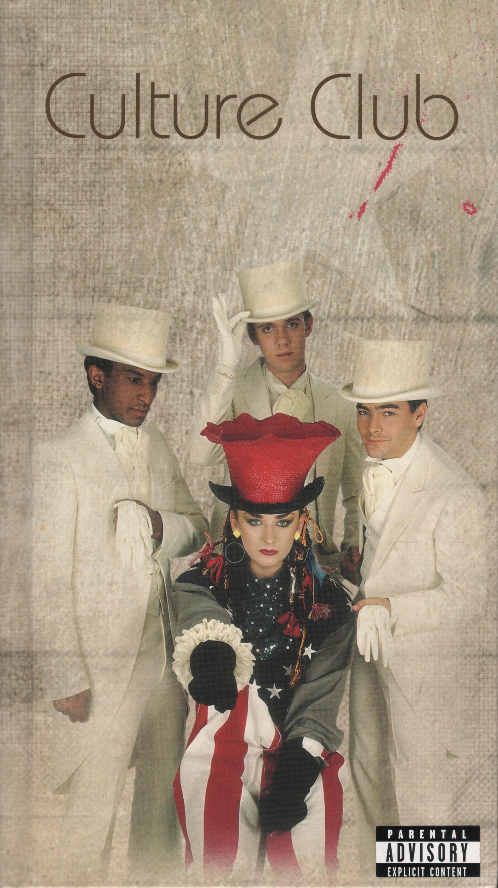 Culture Club - Culture Club (Box Set)