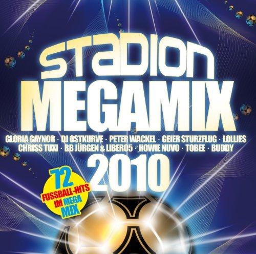 Va-Stadion Megamix 2010-2cd-de-2010