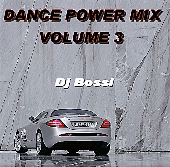 DJ Bossi - Dance Power Mix 3