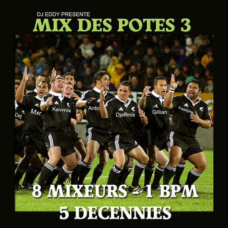 DJ EDDY PRESENTE - MIX DES POTES 3