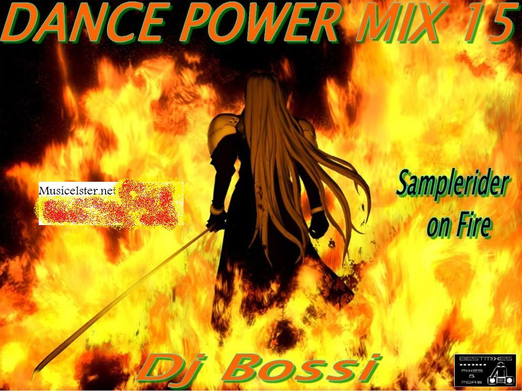 DJ Bossi - Dance Power Mix 15
