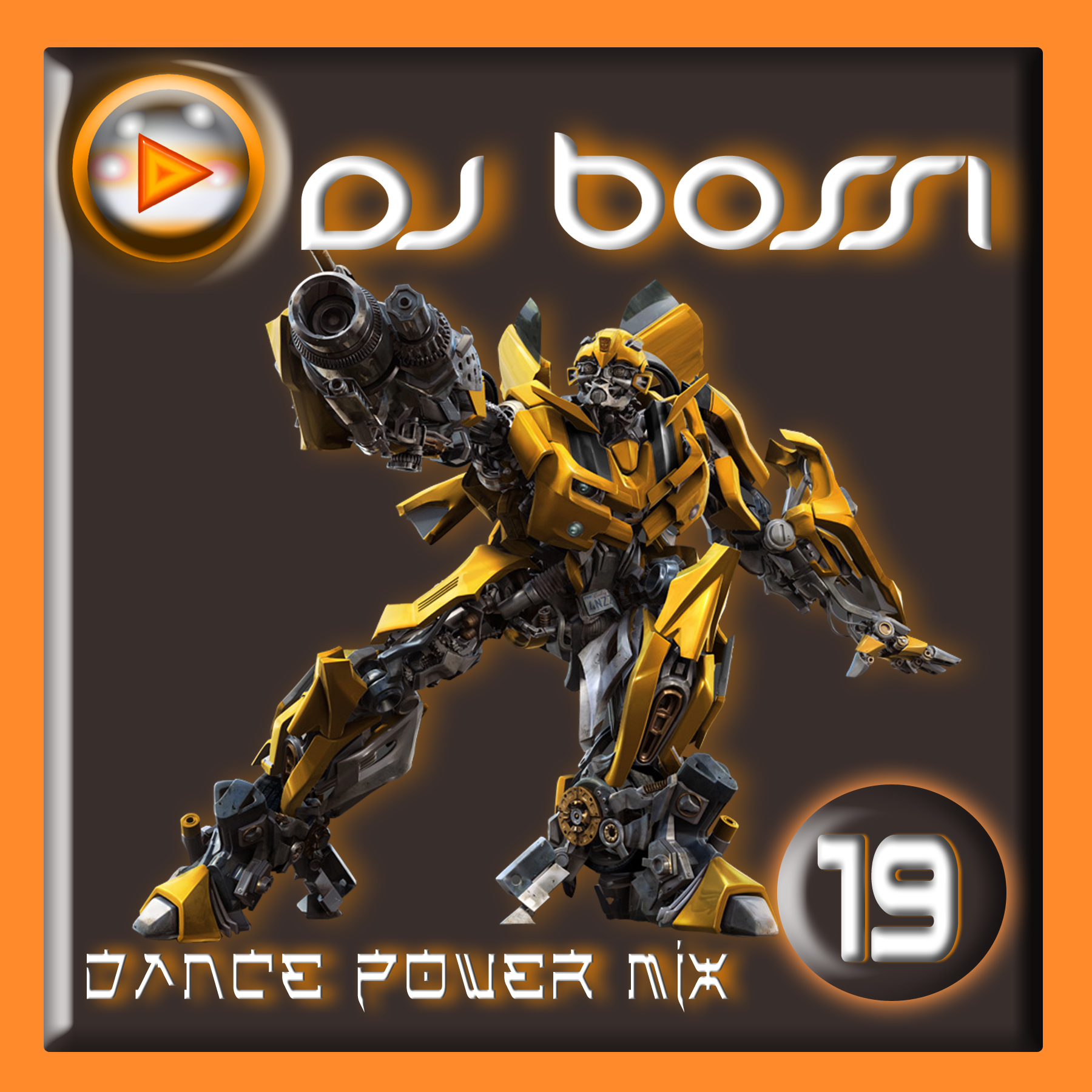 DJ Bossi - Dance Power Mix 19