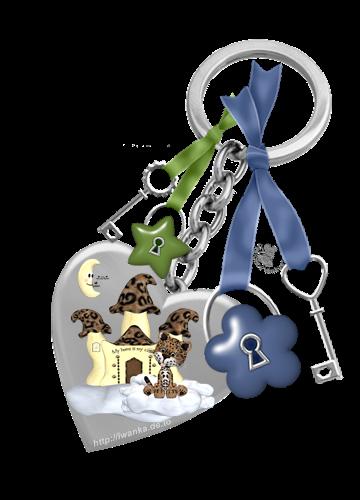 Iwankas Schlüsselanhänger
