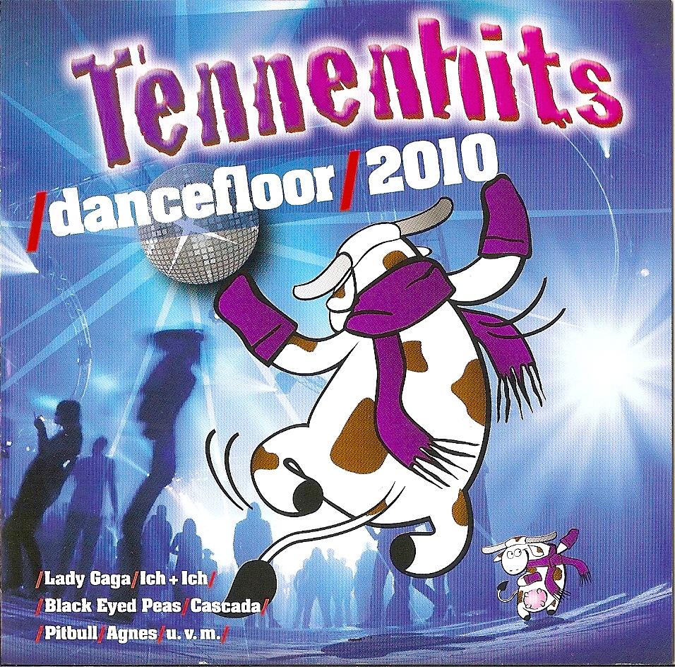Tennenhits Dancefloor 2010