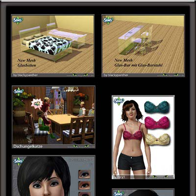 Blacky's Sims Zoo Update Sims3 12.07.2010 - Page 5 22piifiw