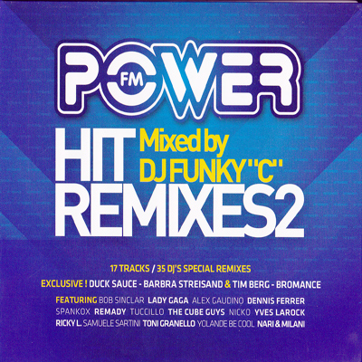 Power Hit Remixes 2 2010