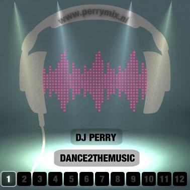 DJ Perry - De D2TM #1-2011