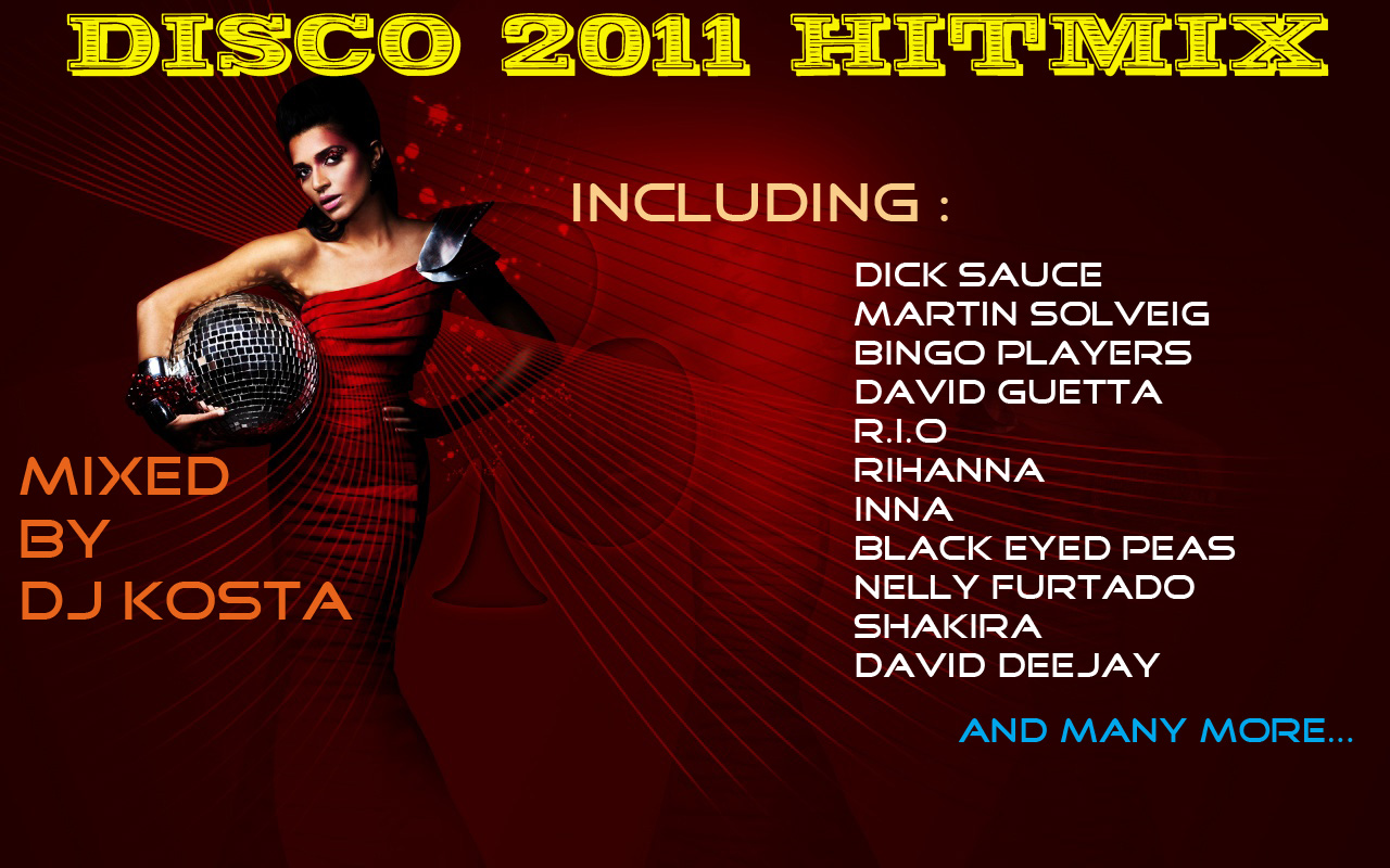 Disco 2011 Hitmix ( By Dj Kosta )