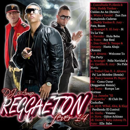 DJ Amo - Reggaeton Fever 14