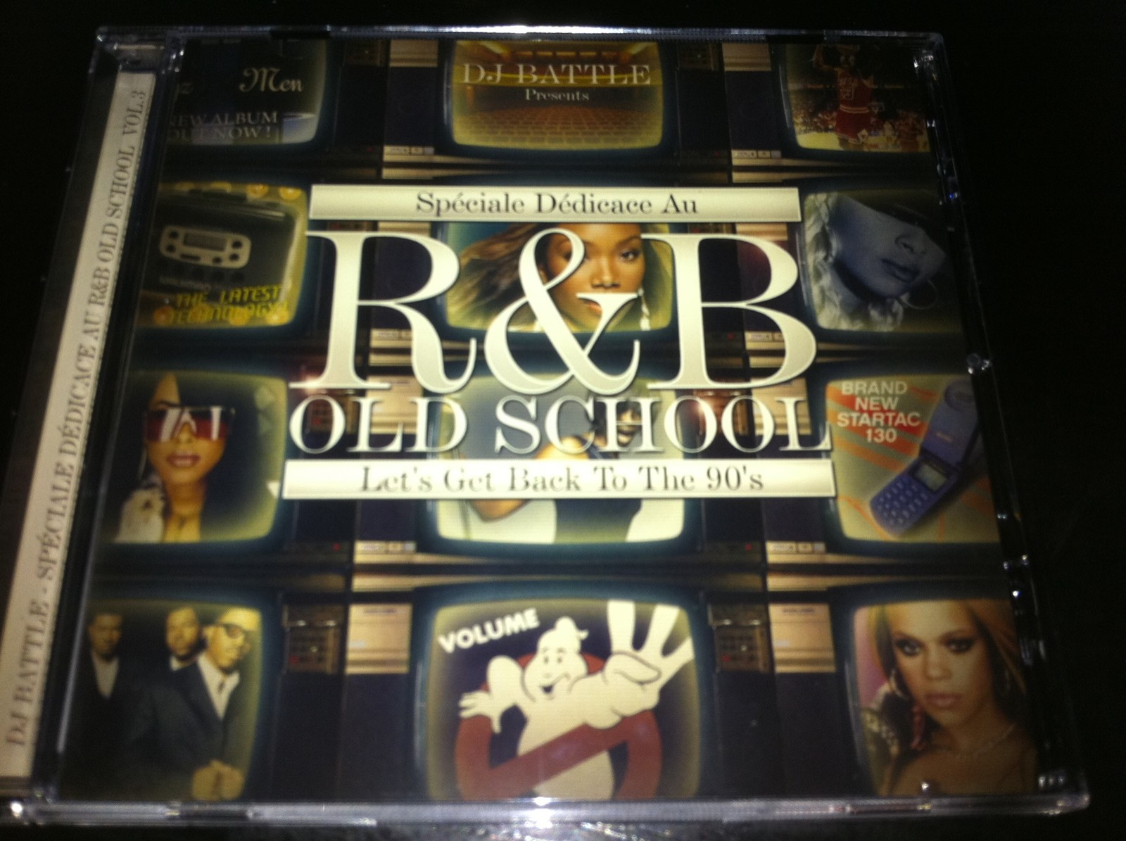 Spciale Ddicace Au RNB Old School Volume 3 (Mixed By DJ Battle)